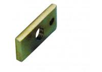 Universal belt eye Montage plate