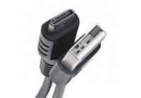 Celly Data cable USB-C 1 meter black