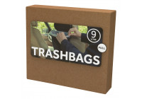 CarTrash Trash bags - Regular 9L - 20 pieces