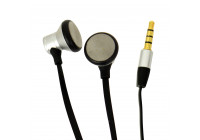 Earphones Telephone set Metallic
