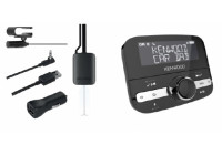 KENWOOD KTC-500DAB car kit with DAB +