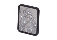 St Christopher rectangle Charm