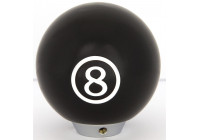 Autostyle shift knob 8-ball - Black