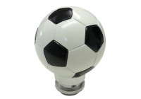 Simoni Racing Shift Knob Football - White / Black