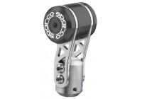 Sparco 'Traliccio' gear knob - Aluminum / Black