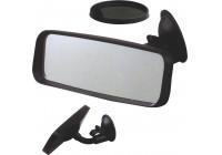Spegel med sugkoppen