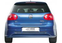 Bakvinge Volkswagen Golf V 2003-2008 (utan avgas cut-outs) (ABS)