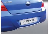 RGM Vinge(diffusor) Hyundai i20 3/5 dörr 2009-2015 Silver (ABS)