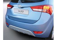 RGM Vinge(diffusor) Hyundai ix20 9 / 2010- Silver (ABS)
