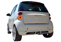 VingeMCC Smart ForTwo 4 / 2007- (ABS)