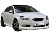Ibherdesign fender luftintag Grillar Opel Insignia 11 / 2008-