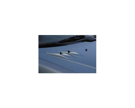 RGM Hood luftintag Peugeot 206 (ersätter den Orginal), bild 2