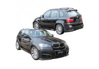 Chargespeed Komplett breda bodykit BMW X5 E70 2010-
