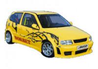 Dietrich Beastmaster Komplett konverteringssats Volkswagen Polo 6N 1994-1999