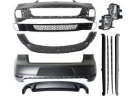 Fullständig omvandling kit Volkswagen Golf VI 2008-2012 'GTi-Look