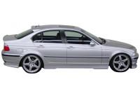 Sidokjolar BMW 3-serie E46 Sedan / Touring 1998-2001 (PU)