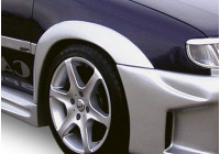Carzone Spatbordverbreder rätt för Citroën «n Saxo I / II 1996-2003