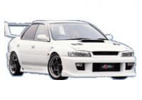Chargespeed framskärmar Subaru GC8