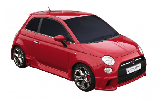 Carzone Stötfångare Fiat 500 8 / 2007- 'Giacosa