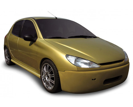 Carzone Stötfångare Peugeot 206 exkl. GTi