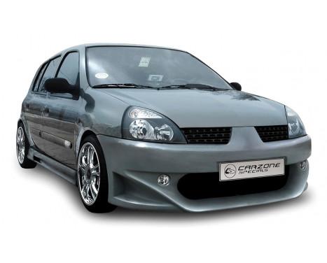 Carzone Stötfångare Renault Clio II 2001-2005