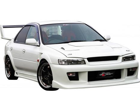 Charge hastighet Främre stötfångare Subaru Impreza GC8, bild 2