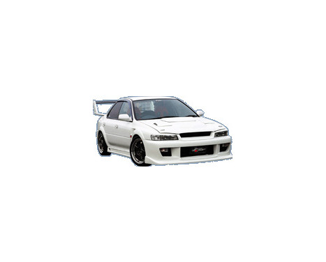 Charge hastighet Främre stötfångare Subaru Impreza GC8