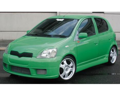 Charge hastighet Främre stötfångare Toyota Yaris NCP10 -2003, bild 2
