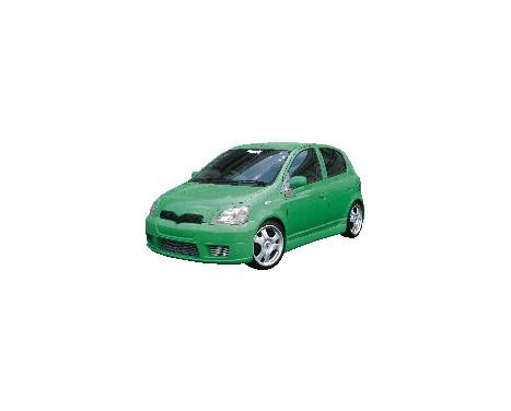 Charge hastighet Främre stötfångare Toyota Yaris NCP10 -2003