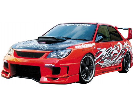Chargespeed Stötfångare Subaru Impreza GD # (F / G) Typ 2