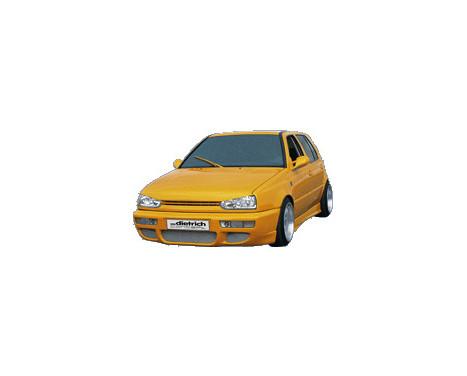 Dietrich Stötfångare Golf III + Cabriolet III 1991-1997, bild 2