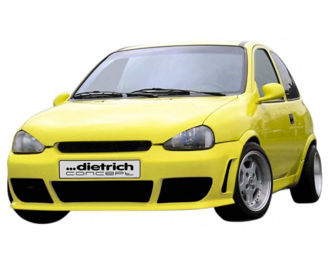 Dietrich Stötfångare Opel Corsa B 1993-2000