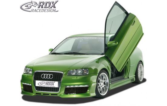 Främre stötfångare Audi A3 8L 1996-2003 Single Frame 2 (GFK)