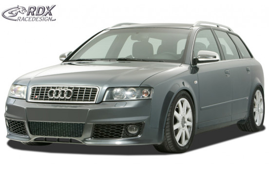 Främre stötfångare Audi A4 B6 / 8E 2001-2004 'S-Edition