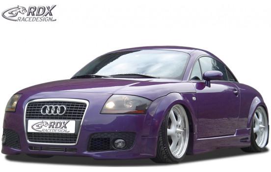 Främre stötfångare Audi TT 8N 1999-2005