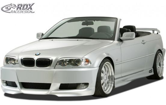 Främre stötfångare BMW 3-serie E46 Coupe © / Cabrio