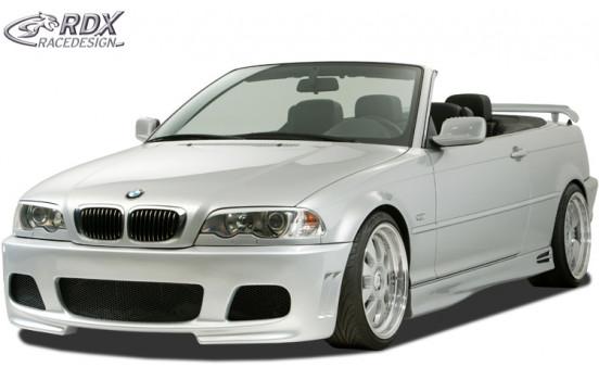 Främre stötfångare BMW 3-serie E46 Coupe © / konvertiblernas M-Line (GFK)