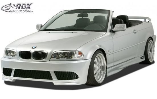 Främre stötfångare BMW 3-serie E46 Coupe © / konvertiblernas M-Line Pro (GFK)