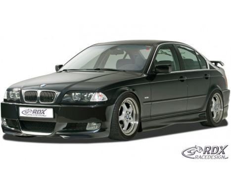 Främre stötfångare BMW 3-serie E46 Sedan / Touring E92-Look