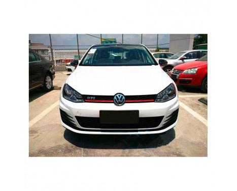 Främre stötfångare Volkswagen Golf VII 2012-