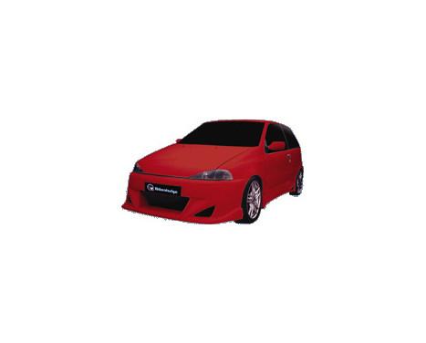 Ibherdesign Främre stötfångare Fiat Punto I 1993-1999