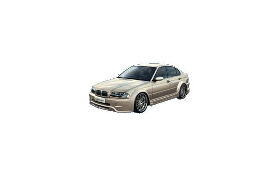 Ibherdesign Stötfångare BMW 3-serie E46 Sedan