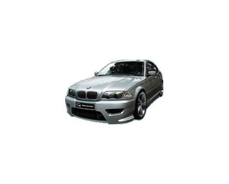 Ibherdesign Stötfångare BMW 3-serie E46 Tarchon inkl. Gauze