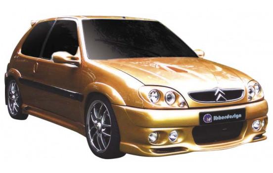 Ibherdesign Stötfångare Citroën «n Saxo 2000 VTR / VTS 'Demon inkl. Glödlampor