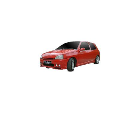 Ibherdesign Stötfångare Renault Clio I 1990-1998 gasväv / lampor