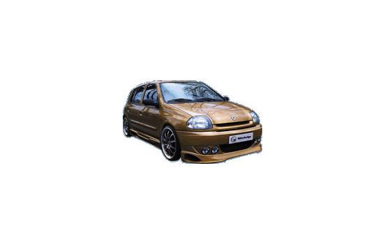 Ibherdesign Stötfångare Renault Clio II 1998-2001