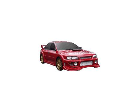 Ibherdesign Stötfångare Subaru Impreza 1995-2001