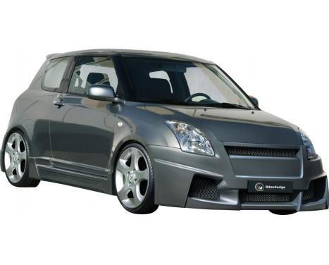Ibherdesign Stötfångare Suzuki Swift 2005-