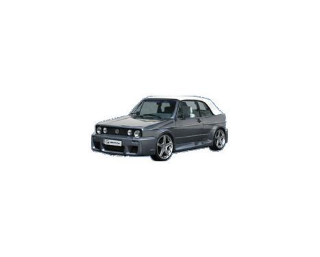 Ibherdesign Stötfångare Volkswagen Golf I Cabriolet 1992- 'Retrobution