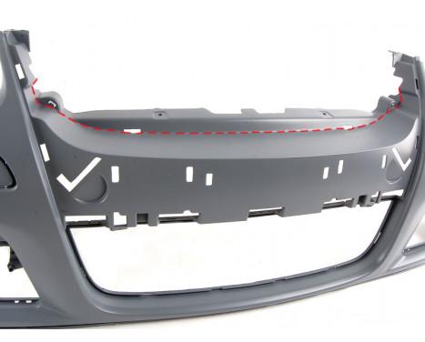 Stötfångareset GTi fullständig (ABS-plast), bild 3